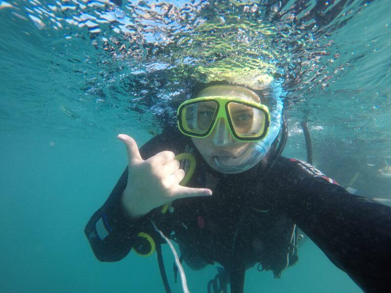 Diving Puerto Vallarta